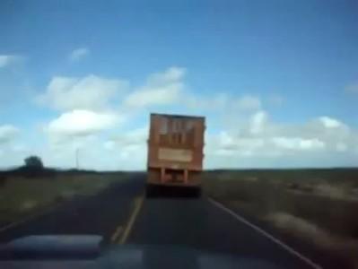 Long Truck Is Long