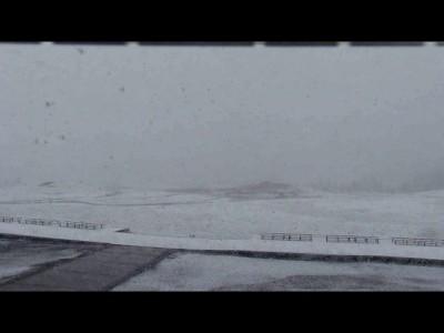 Йеллоустоун. Зима за 20 минут. 14.04.2016