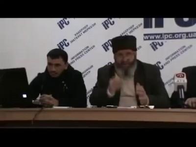 Почему крымские татары против бандеровского режима