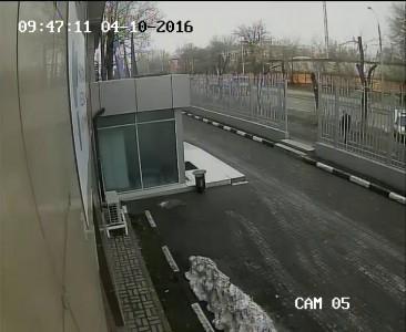 ДТП на Угрешской2