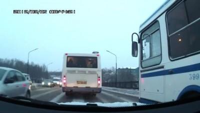 Будни автобусников