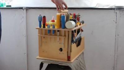 Дом для инструмента - House for tools