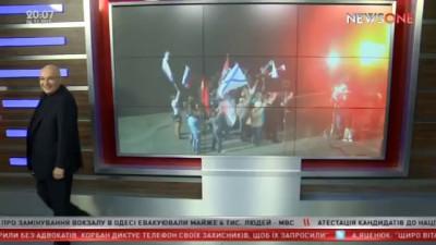 Миллионы севастопольцев вышли на митинг в поддержку Путина!