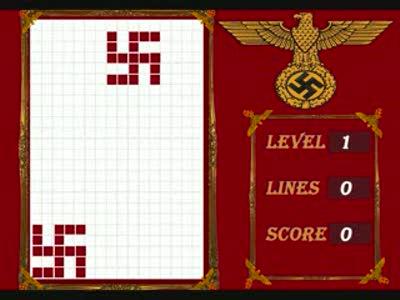 Почему нацисты не изобрели тетрис...