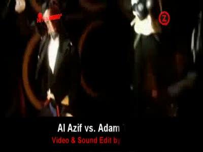 Al Azif vs Adam Tensta - My Cool (feat. Dr. Alban)-2009
