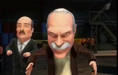 Мульт личности ..Лукашенко предлагает Обаме и Меркель купить трактор за 200 тысяч долларов