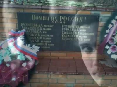 ЧЕЧНЯ В ОГНЕ... СОЛДАТАМ И ОФИЦЕРАМ РОССИИ ПОСВЯЩАЕТСЯ!