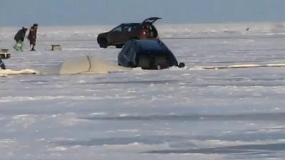 Приехал мужик на рыбалку и лишился автомобиля...
