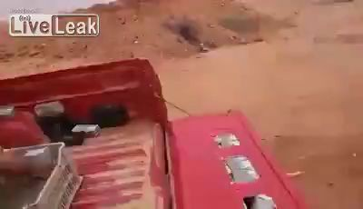 Iraqi forces millions of money were found in the inspection of the ISIS car