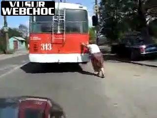 кончился бензин