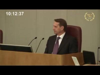 "ГД Жириновский:Гудкову арест,о Собчак книгу""Гулящая"""