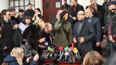 Кернес прилетел в Харьков.