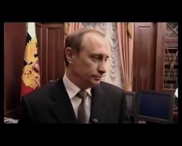Путин. Редкие кадры.