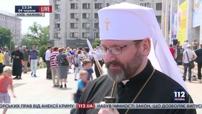 Достойный ответ на ЛГБТ-марш в Киеве... да и вообще...