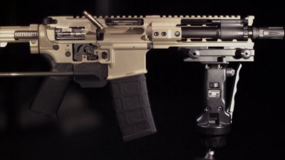 AR-15 с поршнем
