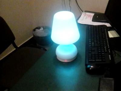 Беспровод.наст.лампа