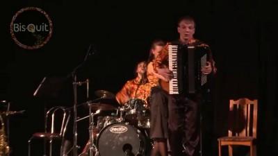 """ВАЛЕНКИ(POP&HIP-HOP).""""BIS-QUIT orchestra.Оркестр """"БИС-КВИТ"""".Russian folk song_mix"""