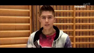 Menslåten hela musikvideon från Fredagkväll med Alex