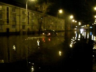 Потоп в Калининграде