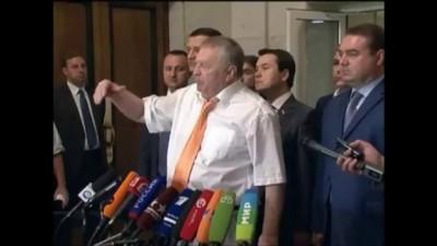Жириновский: Обменять Сноудена на Бута и Ярошенко!