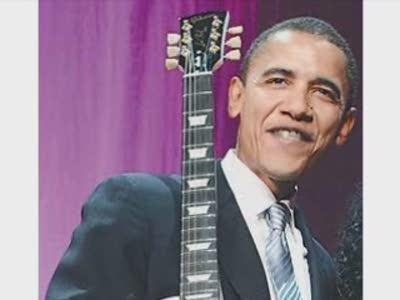 Песенка Обамы