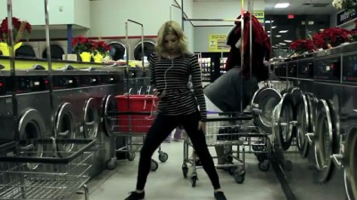 Dance Like Nobody's Watching: Laundromat