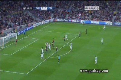 Барселона (Барселона, Испания) – Селтик (Глазго, Шотландия) – 2:1