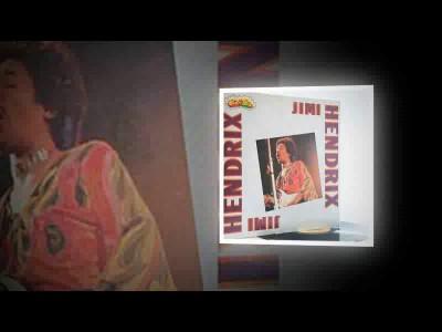 Jimi Hendrix - Jimi Hendrix (1982) (Vinyl