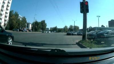 Казанские светофоры