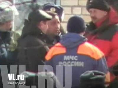 Уничтожение вооруженных бандитов. Владивосток. VL.ru