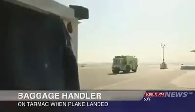 Wow Ultimate Truck Saved Plane