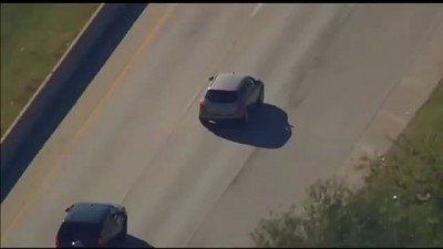 Spikes And Pit Maneuver Used In Oklahoma Car Chase