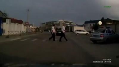 Так ездят в Черкесске