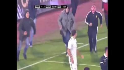 Partizan - PAOK 1:2