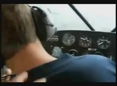 Пилот разыграл друга