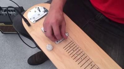 Lap Skate Guitar