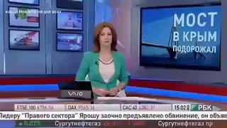 Сказка про керченский мост