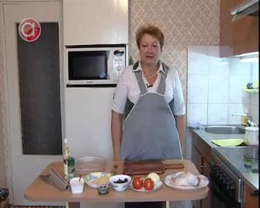 Свинина Гармошка