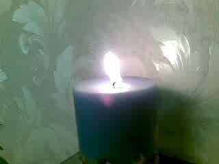 Зажечь свечу на расстоянии