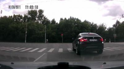 Как ездят на BMW X6