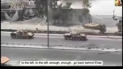 Syria - Высадка десанта