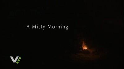 Туманное утро Вриндавана