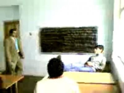 Не шути с учителем (кавказкая школа )