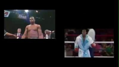 Рой Джонс младший.Танцующий боксёр.Лучшие нокауты.Золотая перчатка.