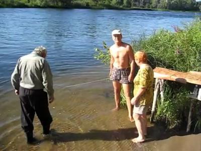 Рыба (гигант) поймана в Волге (Самара)