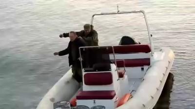 Как не надо рыбачить