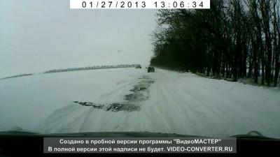 Суровые зимы Донбасса