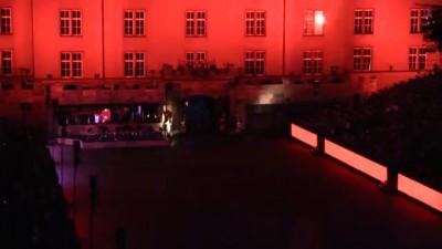 Президентский полк на фестивале в Базеле
