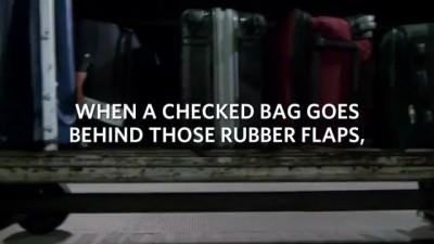 За кулисами аэропорта: путешествие чемодана