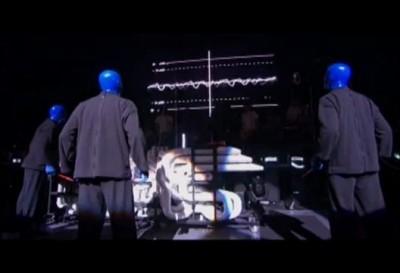 Blue Man Group & Venus Hum feat. Annette Strean - I Feel Love